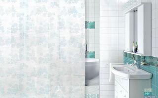 Как выбрать шторы из пластика для ванной: это должен знать каждый