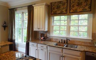 Короткие шторы и их значение в дизайне интерьера