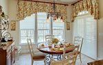 Как выбрать шторы для маленькой кухни: стилистика интерьера (+48 фото)