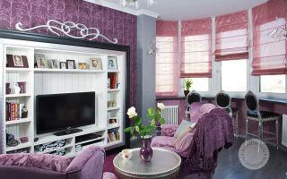 Дизайнеры советуют: подбираем римские шторы для гостиной