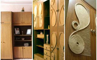 Как обновить мебель своими руками: меняем дизайн