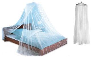 Полог для кровати своими руками: изготовление навеса