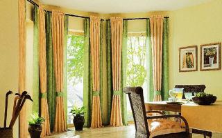 Идеи выбора эксклюзивных штор на окна