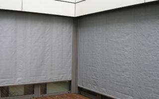 Огнезащитные рулонные шторы: производство и их монтаж на окна