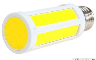 Как выбрать светодиодную лампу кукурузу