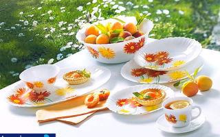 Luminarc – изысканная красота и непревзойденное качество посуды