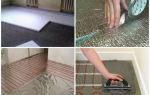 Электрический теплый пол под плитку: технология укладки плитки на теплый пол своими руками