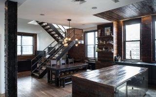 Металл в интерьере домов и квартир