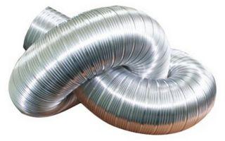 Вентиляционные воздуховоды: металлические, пластиковые, гибкие