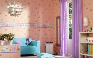 Детские обои для девочки: фото, для стен в комнату, детские для подростка 12 лет, для мальчика и девочки 14 и 10 лет, дизайн в спальне, видео