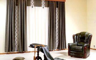 Как правильно выбрать шторы в гостиную?