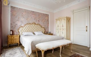 Дизайн комнаты с помощью обоев и багетов: дизайн комнаты для отдыха