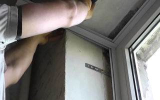 Как сделать откосы на окнах своими руками?