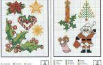 Схема маленьких вышивок крестом: мини и небольшие, бесплатные размеры, мелкие очень, скачать красивые открытки