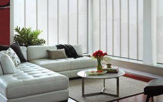 Панельные шторы: конструктивные особенности и функциональные преимущества