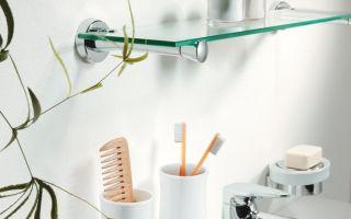 Аксессуары для ванной комнаты: особенности выбора