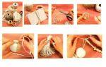 Процесс изготовления кисеи штор своими руками