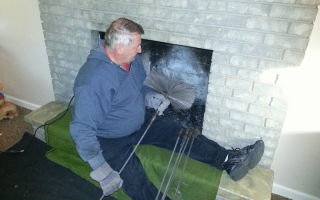 Как прочистить дымоход?