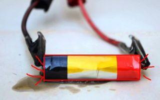 Как уберечь себя от взрыва аккумулятора 18650