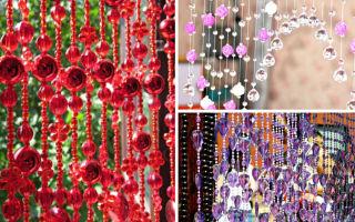 Как самостоятельно оформить штору— потрясающие способы