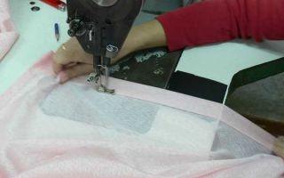 Как подшить низ шторы: особенности кроя ткани