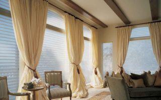 Бежевые шторы привнесут легкость в интерьер: красивые варианты сочетаний