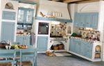 Маленькая кухня в стиле кантри: необходимые элементы и акценты
