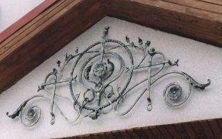 Декоративная ковка: эксклюзивное украшение дома и участка