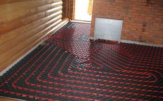 Отопление теплым полом без радиаторов: советы по устройству
