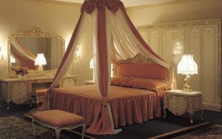Зонирование в дизайне гостиной спальни