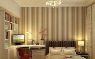 Спальня-кабинет в одной комнате: интерьер, выбор мебели и материалов, примеры создания (фото)