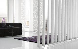 Зонирование комнаты шторами: разумное распределение пространства