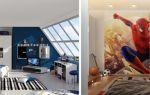 Обои для детской комнаты для мальчика фото: для стен подростка, 7 лет, дизайн для парня, спальни, с машинками, 12 лет, 10 лет, видео