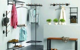 Вешалки и стойки для одежды в вашем доме