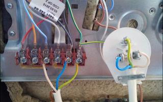 Подключение электроплиты своими руками
