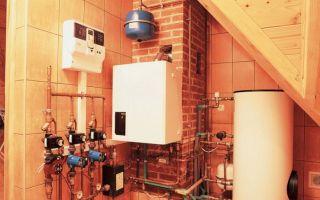 Напольный газовый котел: установка своими руками
