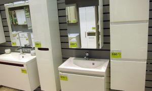 Мебель для ванной комнаты от леруа мерлен