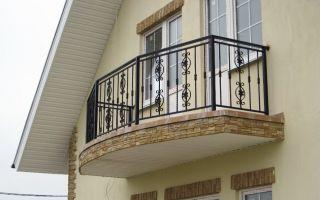 Какие бывают балконы?
