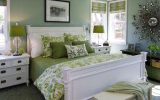 Прованс с зелеными оттенками