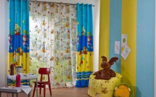 Это поможет вам выбрать штору для детской комнаты мальчика