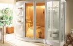 Душевая кабина с парогенератором – мини-сауна у вас дома