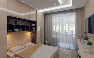Ремонт в спальне 12 квадратов: рекомендации