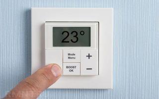 Управление теплым полом: автоматика и блок управления