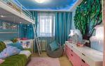 Дизайн детской комнаты 12 кв м: рекомендации по обустройству (+54 фото)
