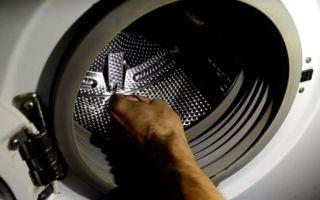 Если не крутится барабан в стиральной машине bosh