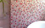 Самоклеющаяся пленка для ванной: выбираем и клеим