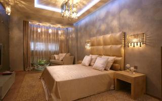 Как выбрать светильники для спальни