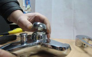 Ремонтируем смеситель самостоятельно: примеры самых распространенных поломок