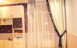 Выбираем дизайн штор для детской комнаты подростка
