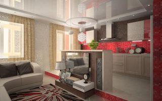 Что нужно знать при создании дизайна кухни — гостиной